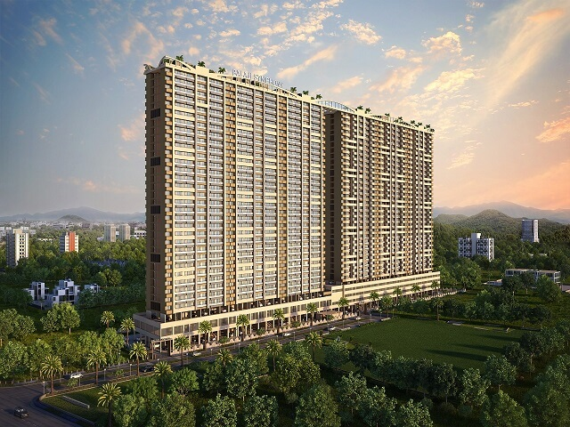 Contact Us For 3, 2 BHK Near Panvel Railway Station